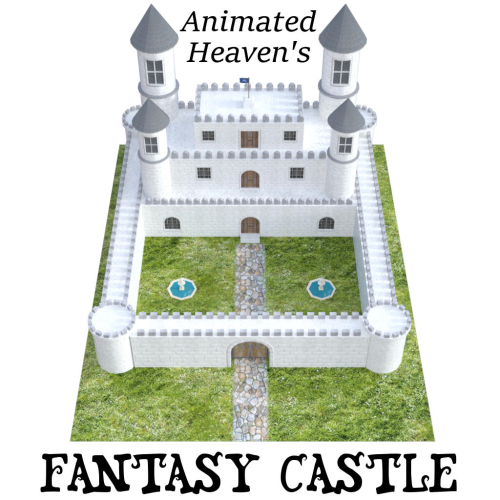 First Additional product image for - Build Your Library of Content for Daz Studio with Fantasy Castle