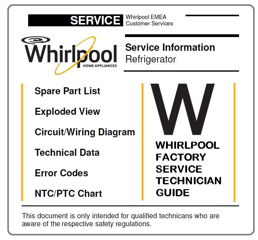 Whirlpool wbe 3375 nfc ts refrigerator service manual ebooks whirlpool wbe 3375 nfc ts refrigerator service manual ebooks technical fandeluxe Choice Image