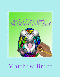 An Egg Extravaganza the Easter Coloring Book | eBooks | Arts and Crafts