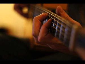 La Paloma fingerstyle guitar tab (sample) | Music | Instrumental