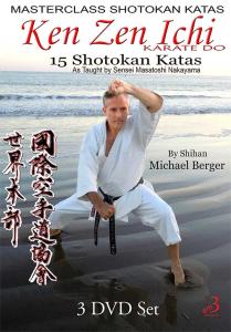 15 shotokan katas - ken zen ichi