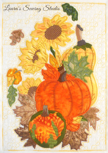 Welcome Fall JEF | Crafting | Embroidery