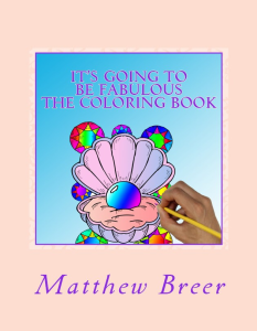 it's going to be fabulous the coloring book: an adult coloring book, inspired by diamonds, gems, all things fabulous, and shiny!