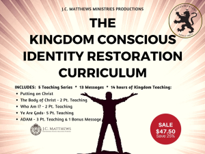 Kingdom Identity Curriculum | Audio Books | Religion and Spirituality