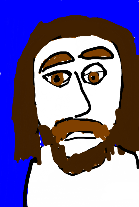 First Additional product image for - Jesus profile