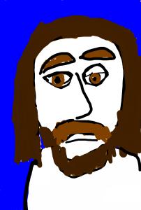 Jesus profile | Photos and Images | Clip Art