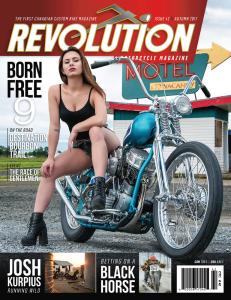 Revolution Motorcycle Magazine Vol.42 english | Photos and Images | Vintage
