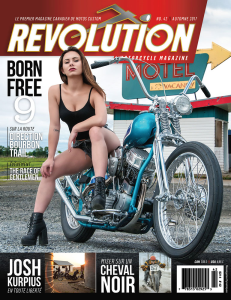 Revolution Motorcycle Magazine Vol.42 francais | Photos and Images | Vintage