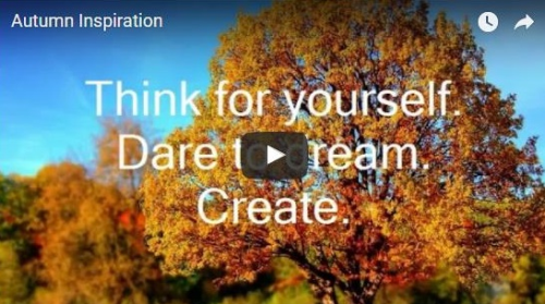 First Additional product image for - Autumn Inspiration (video for kids)