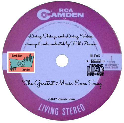 Second Additional product image for - Living Strings and Living Voices - The Greatest Music Ever Sung