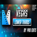 Sony Vegas Minimal Lower Thirds Pack By Pro Edits! | Software | Software Templates