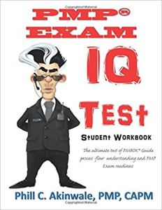 PMP Exam IQ Test - Workbook (PDF - Teacher's Edition) | eBooks | Business and Money