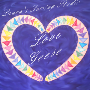 Laura's Love Geese EXP | Crafting | Embroidery