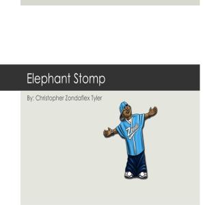 The Elephant Stomp | Music | Children