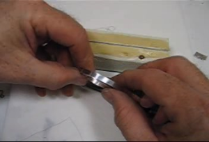 fancy bezels, how to make your own taught by don norris, silversmithing for jewelry making.