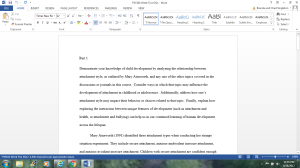 PSY104 Week Five DQs   Documents and Forms   Research Papers