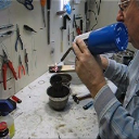 Pine Needle and Bean Casting taught by Don Norris, Silversmithing for jewelry making. | Crafting | Jewelry