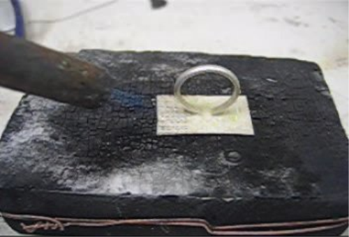 Second Additional product image for - Ring Bands taught by Don Norris, Silversmithing for jewelry making.