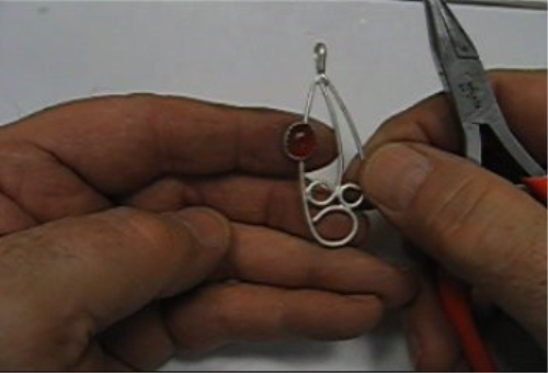 Second Additional product image for - Snap Tight Heads, Bezel Caps and Prong Sets taught by Don Norris, Silversmithing for jewelry making.