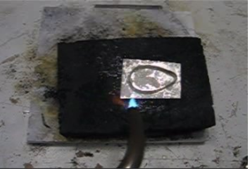 Third Additional product image for - Soldering Down Bezels, Stepped Bezel taught by Don Norris, Silversmithingfor jewelry making.