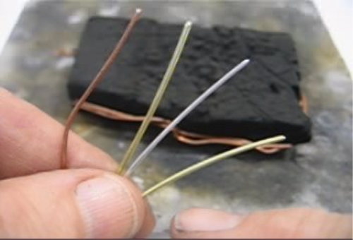 First Additional product image for - Soldering Mixed Metals, Wire taught by Don Norris, Silversmithing for jewelry making.