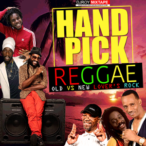 Dj Roy Hand Pick Reggae Lovers Rock Mix | Music | Reggae