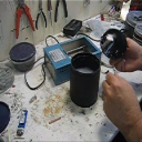 Tumble Polishing taught by Don Norris Silversmithing for jewelry making. | Crafting | Jewelry