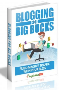Blogging For Big Bucks | eBooks | Business and Money