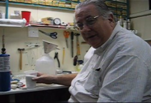 understanding chemicals used in silversmtihing taught by don norris silversmithing for jewelry making.