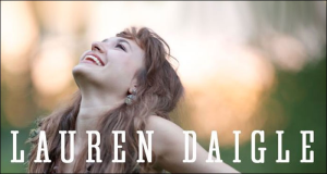 light of the world - lauren daigle custom arranged for vocal, rhythm, strings and horns.
