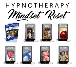 Hypnotherapy Mindset Reset Bundle | Audio Books | Health and Well Being