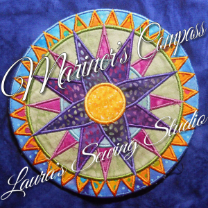 Mariner's Compass HUS | Crafting | Embroidery
