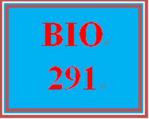 BIO 291 Week 1 Week 1 Primal Pictures | eBooks | Education