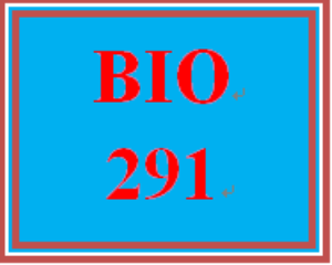 BIO 291 Week 2 Primal Pictures | eBooks | Education