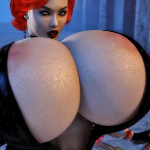 Second Additional product image for - Pinup Pack 51: BloodRayne