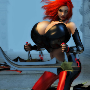 Pinup Pack 51: BloodRayne | Photos and Images | Digital Art