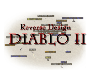 Reverse Design: Diablo 2 | eBooks | Games