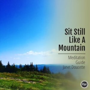 sit still like a mountain