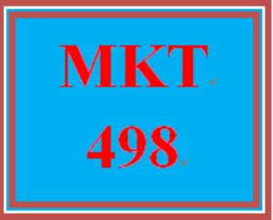 mkt 498 week 3 competitive and segmentation analysis presentation