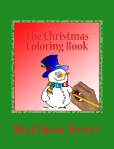 The Christmas Coloring Book | eBooks | Arts and Crafts