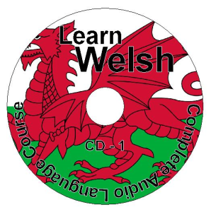 learn how to speak welsh language course tutorial full mp3 audio book - pdf included - 18 cd pack