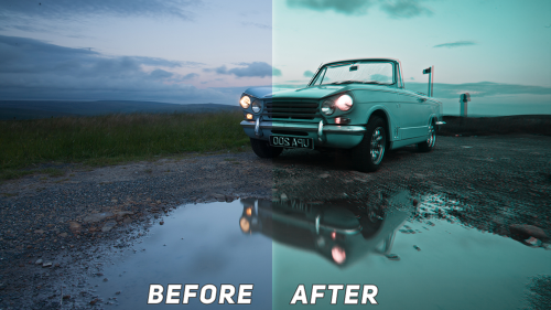Fourth Additional product image for - Mini Color-Correction Pack By Pro Edits!