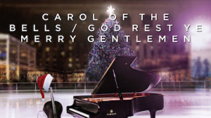 carol of the bells with god rest ye piano guys custom arranged for full strings plus