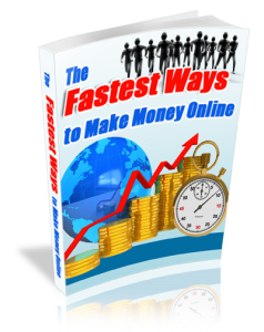 FastestWaysToMakeMoneyOnline | eBooks | Education