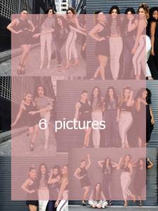 fifth harmony unknown photoshoot