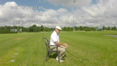 Fourth Additional product image for - The Pivot Driven Swing - Ben Hogan's Triple Crown Swing