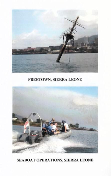 Third Additional product image for - HMS Beagle Four Books - Royal Navy Fleet Survey Vessel HMS Beagle