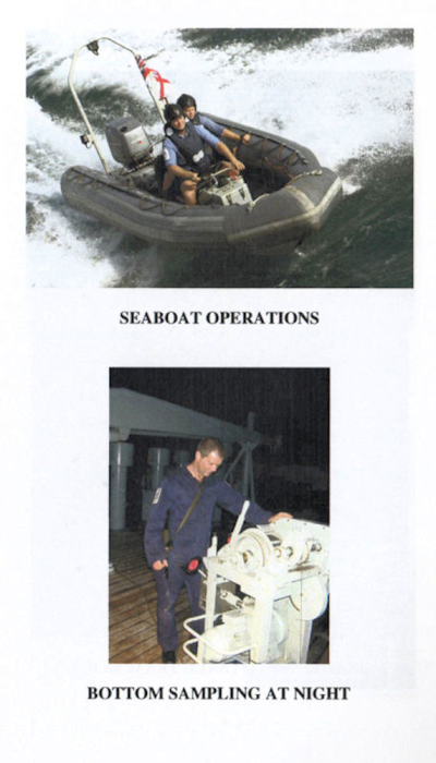 Fourth Additional product image for - HMS Beagle Four Books - Royal Navy Fleet Survey Vessel HMS Beagle
