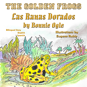 the golden frogs -las ranas doradas
