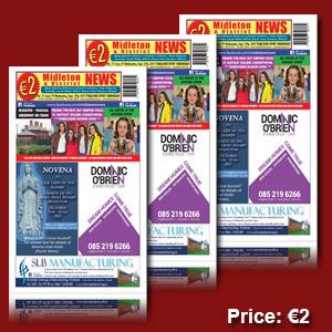 Midleton News September 27th 2017 | eBooks | Magazines